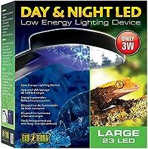 Exo Terra Day and Night LED Light Fixture Large (22 White/2 Blue LED) Large