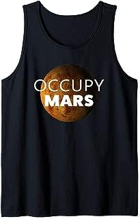 Occupy Mars Tank Top