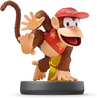 Diddy Kong amiibo - Japan Import (Super Smash Bros Series)