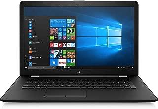 "HP Premium 17.3"" HD+ 商用笔记本电脑, Intel Core i5-7200U 2.5 Ghz, 1TB HDD, 8GB DDR4, DVD-RW, 802.11bgn Wi-Fi, 蓝牙, HDMI, USB 3.0, 以太网, 立体声扬声器, 读卡器, HD Graphics 620, Win 10"