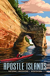 Best apostle islands map wisconsin Reviews