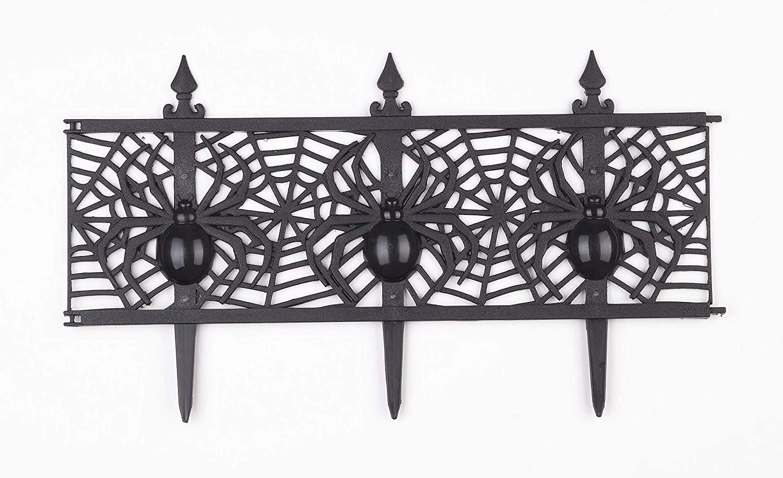 Spider Garden Fence