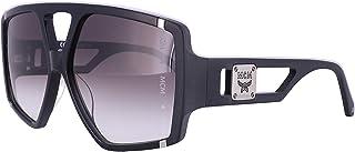 ام سي ام نظارة شمسية كبير جدا للنساء - اسود , MCM671S-001-61