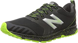 New Balance unisex-child FuelCore Nitrel Trail Running Shoe