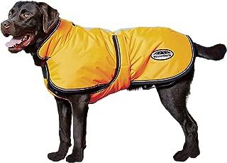 Weatherbeeta Reflective Parka 300D Deluxe Dog Coat Orange 26