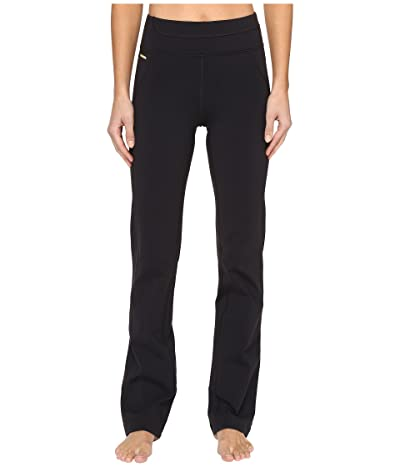 Lole Livy Straight Pants (Black) Women