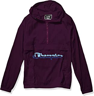 Champion LIFE Men's Anorak Windbreaker