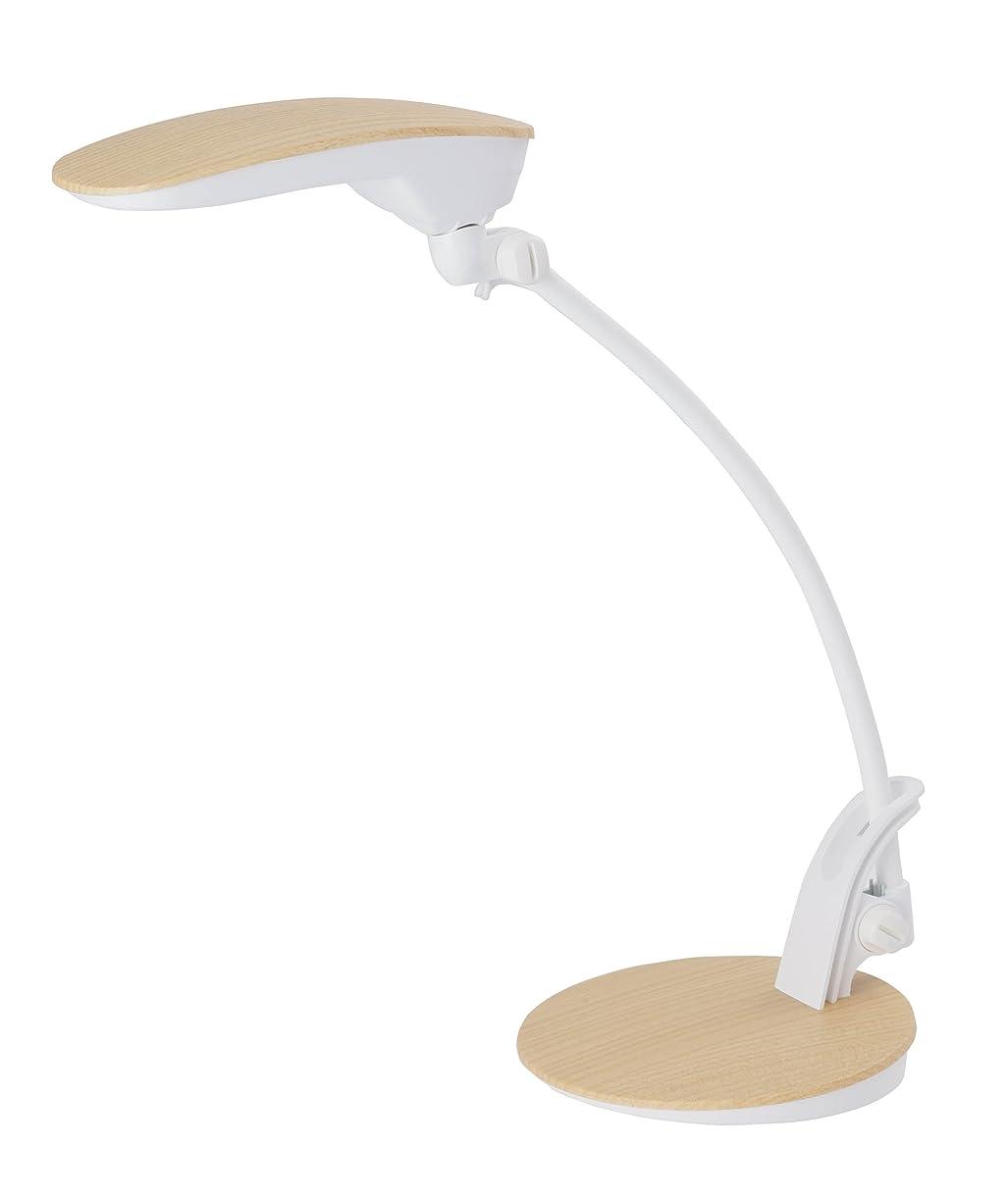 省略成功した哀れなSWAN スワン電器 Noel 卓上LEDライト 昼白色LEDタイプ ナチュラル PEX-02NA