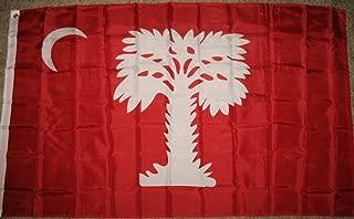 South Carolina Big Red Flag 3'x5' SC Citadel Banner