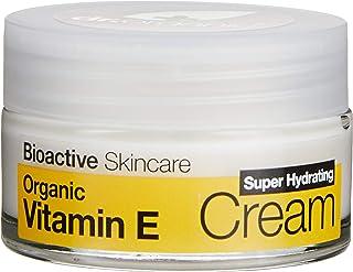 DR ORGANIC Hydrating Cream Organic Vitamin E, 50 Milliliter