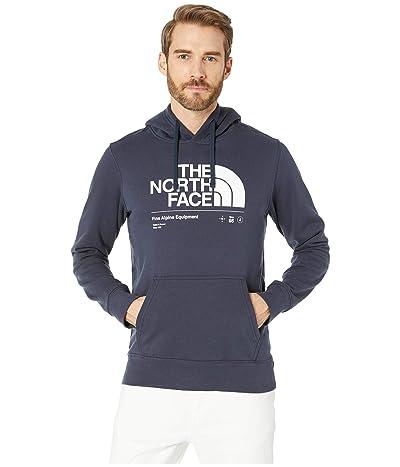 The North Face Half Dome Explore Pullover Hoodie (Urban Navy) Men
