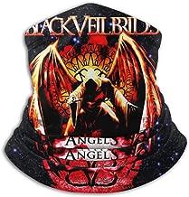 GloriaNguyen Black Veil Brides Fallen Angels Seamless Face Mask Bandanas for Dust, Outdoors, Festivals, Sports