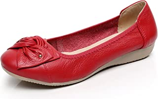 Women's Bows Dance Flat Shoe