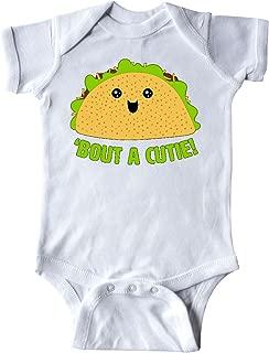 Taco Bout a Cutie Cute Taco Pun Infant Creeper