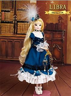 Mystery Magic Girl Fortune Days BJD doll 12 inch Twelve constellation series doll (LIBRA)
