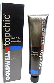 Goldwell Topchic Hair Color Coloration (Tube) 7B Safari