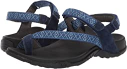 f81d31aad3d5a Women s Blue Sandals + FREE SHIPPING