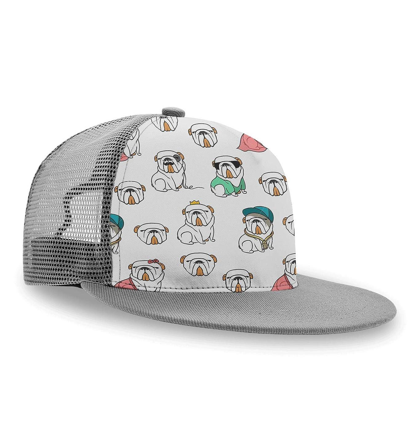 Plain Baseball Cap Hat Snapback Cap Hip-Hop Mudder Trucker Hat for Baseball Golf