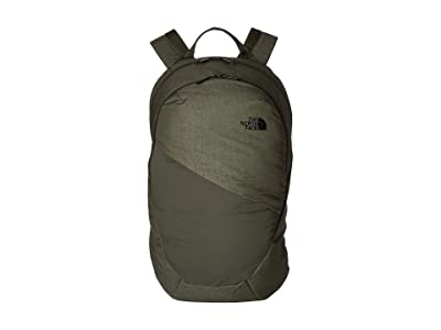 The North Face Isabella (New Taupe Green Light Heather/British Khaki) Day Pack Bags