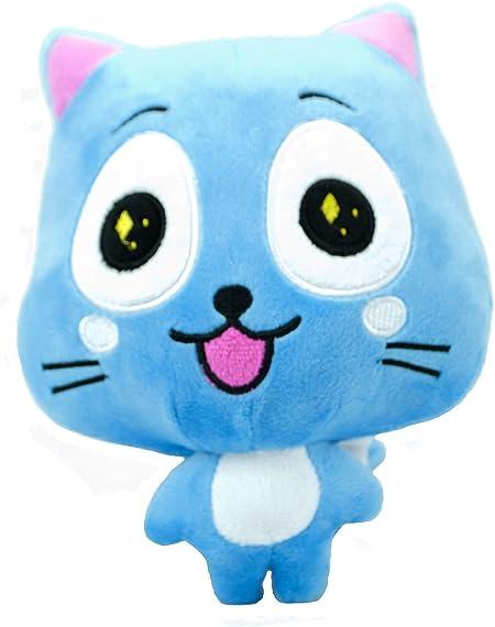 Fairy Tail Happy Plüsch Figur Kuscheltier Stofftier Anime Manga 15 cm