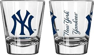 yankees shot glasses