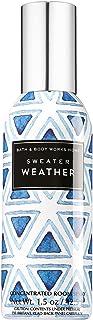Bath & Body Works Room Perfume Spray Sweater Weather 2017