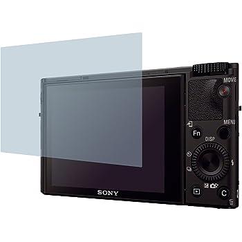 2x Displayschutz Klar für Sony Cyber-Shot DSC-RX100 VII Schutzfolie
