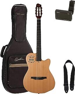 Godin multiac series-acs Slim cedro nailon guitarra (con funda)