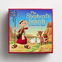Day Spring Cards Game-The Shepherd On The Search (Jul)