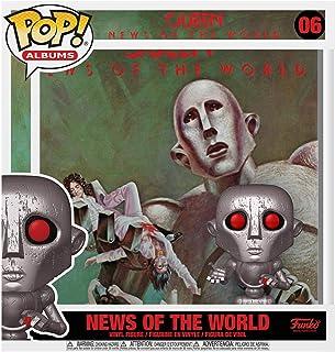 Funko Pop! Álbumes: Queen - Noticias del Mundo