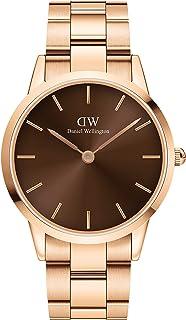 Daniel Wellington Iconic Link Amber Watch 40 DW00100460