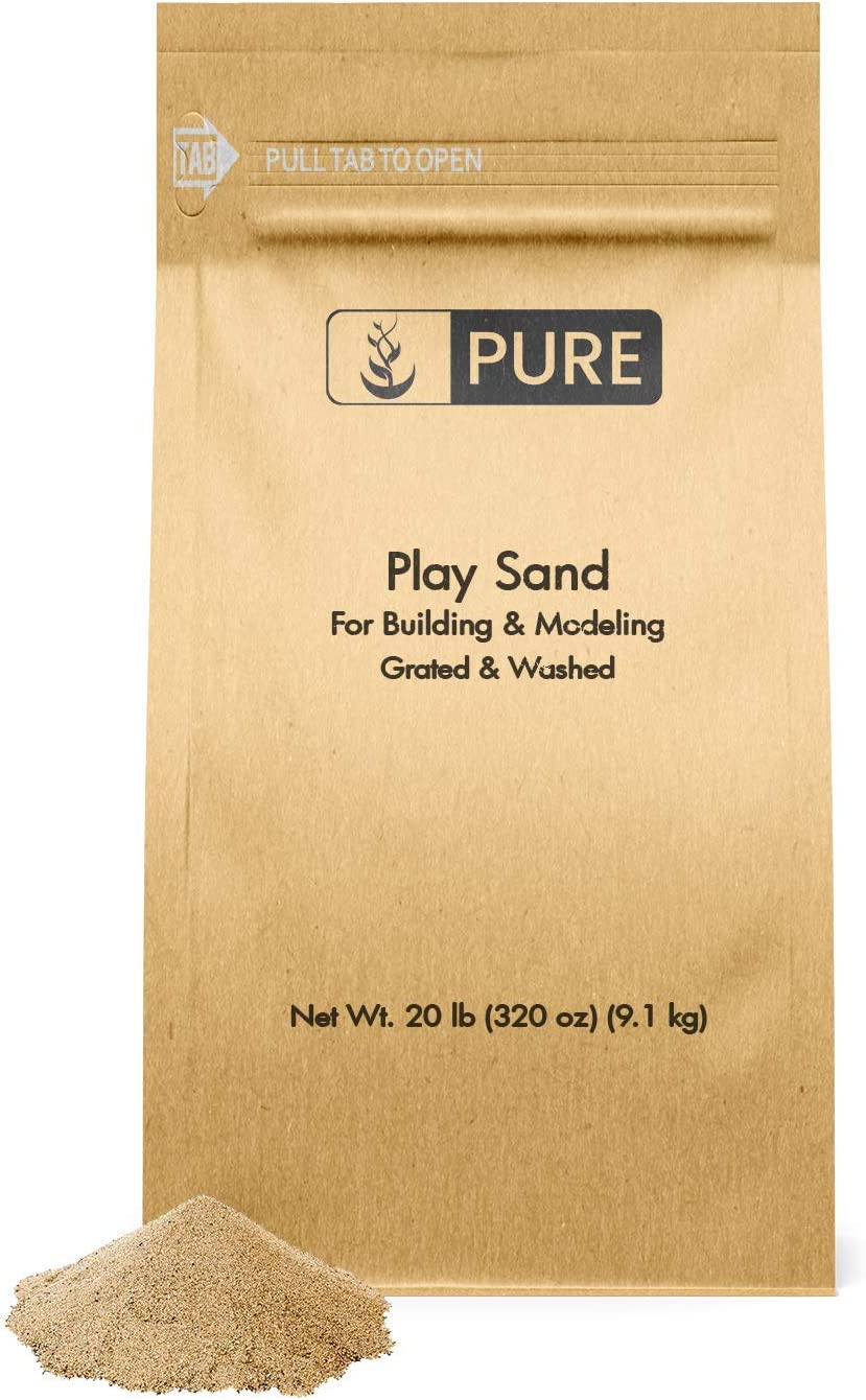 Pure Ingredients Organic Play Sand
