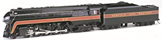 Bachmann Industries #613 N&W Class J 4-8-4 DCC Sound Value Equipped Locomotive (HO Scale)