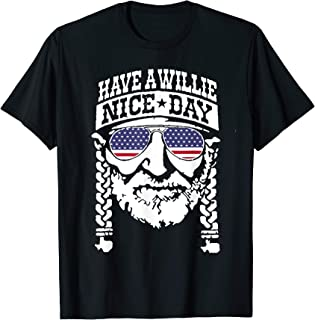 have a willie nice day mens shirt