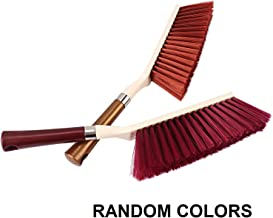 Improvhome Long Bristle Carpet Upholstery Cleaning Brush for Home Car Carpets, Sofas, Curtains, Upholstery. (Random Colors)1 Pc.