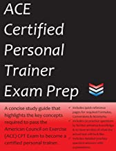 ace personal trainer practice exam kit