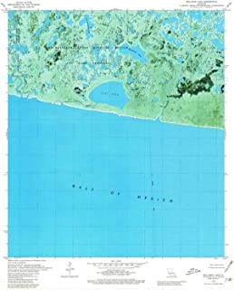 Rollover Lake LA topo map, 1:24000 Scale, 7.5 X 7.5 Minute, Historical, 1979, Updated 1980, 26.9 x 22 in