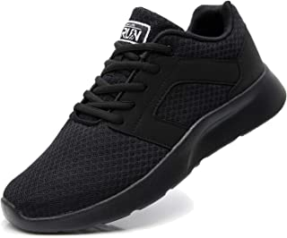 Fexkean Scarpe da Ginnastica Sportive Uomo Donna Running Sneaker Casual Leggero Basse Corsa Calzature Outdoor Fitness Tras...