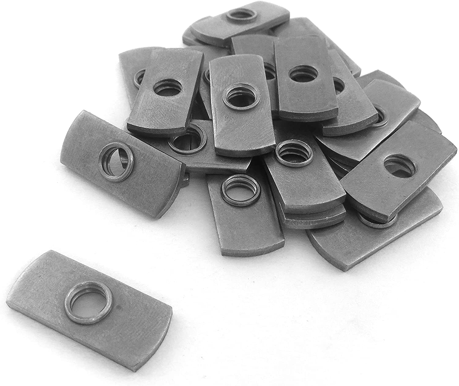 Taytools TTW05928 1 Max 57% OFF 4-20 Centered Nippon regular agency Hole Trac T-Nuts T Sliding for