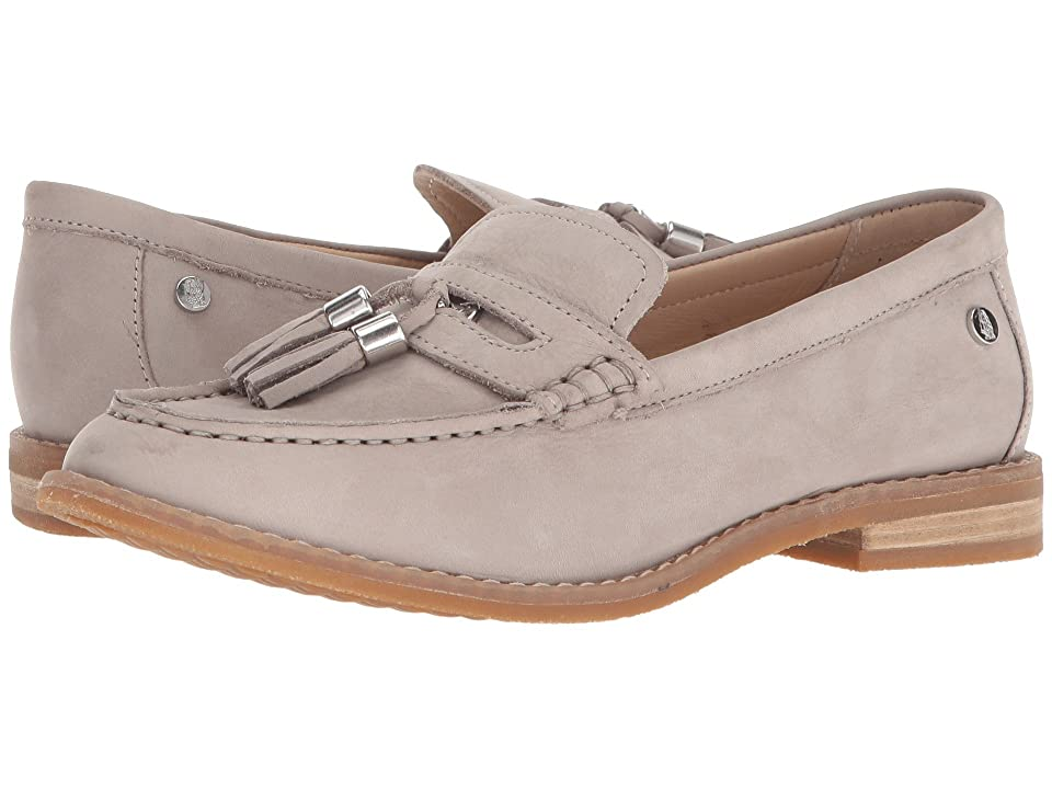 Hush Puppies Chardon Penny (Ice Grey Nubuck) Women