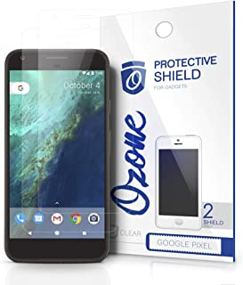 Ozone Google Pixel Crystal Clear HD Screen Protector Scratch Guard (Pack of 2)