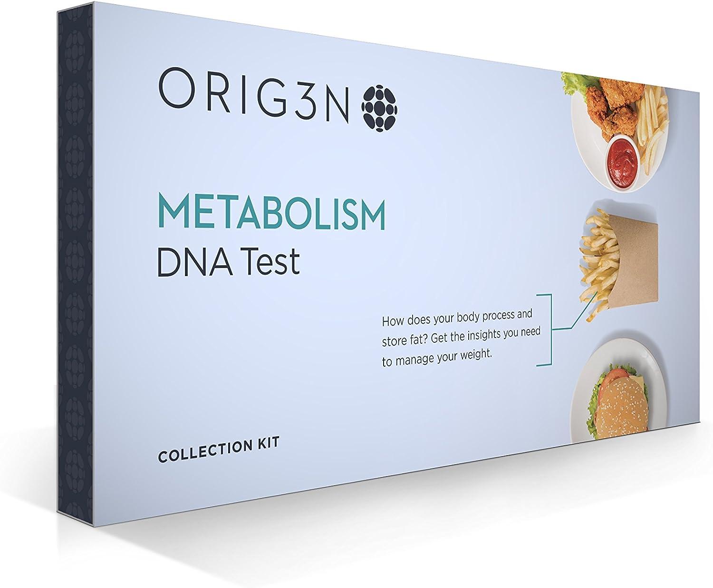 Manufacturer regenerated product ORIG3N GeneticHome Mini DNA Max 87% OFF Test Metabolism Kit