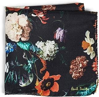 Paul Smith Men's Floral Pocket Square