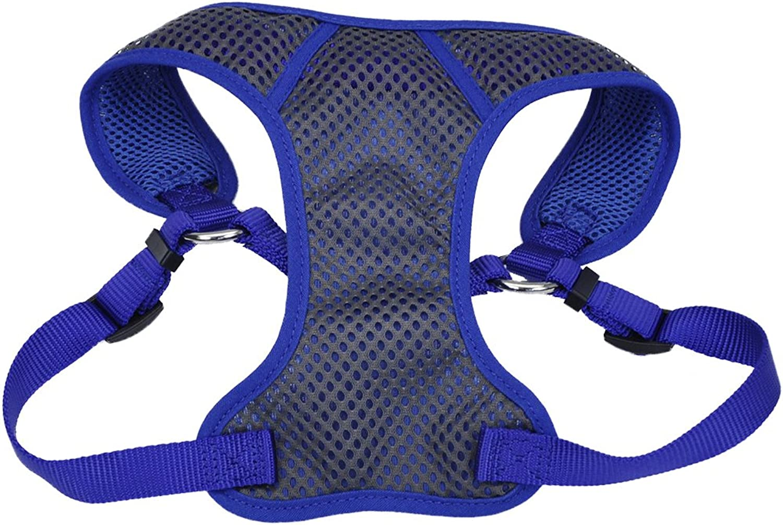 Coastal Pet Sport Wrap Harness bluee  Medium
