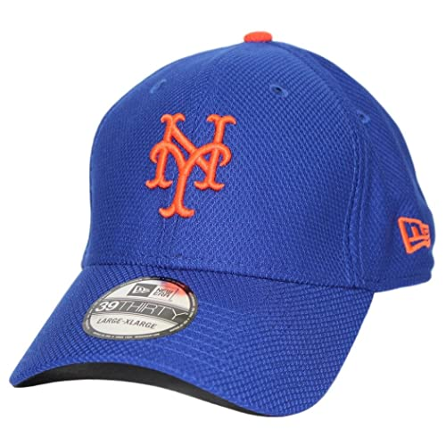 2bf27c1ddfe New Era New York Mets MLB 39THIRTY Diamond Era Classic Performance Hat