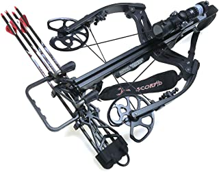 Scorpyd Aculeus 460FPS Crossbow - Black Soft Touch