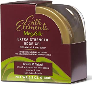 Silk Elements Extra Strength Shea & Olive Oil Edge Control