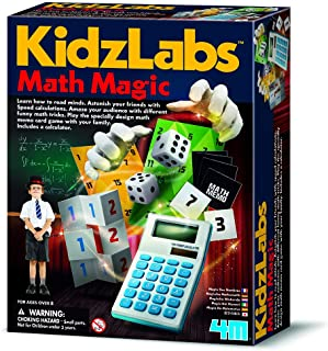 4M Kidz Labs Math Magic Image Mission Kikyosha