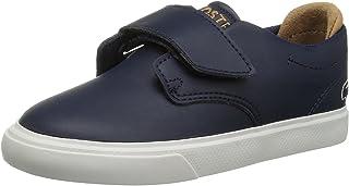 1bf9390684 Lacoste Esparre 118 1 Marine Synthétique Bébé Chaussures De Sport Chaussures