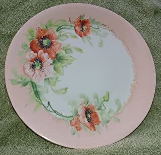 bavaria antique plates